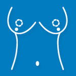 icon of breast lift surgery