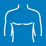 icon of male breast surgery